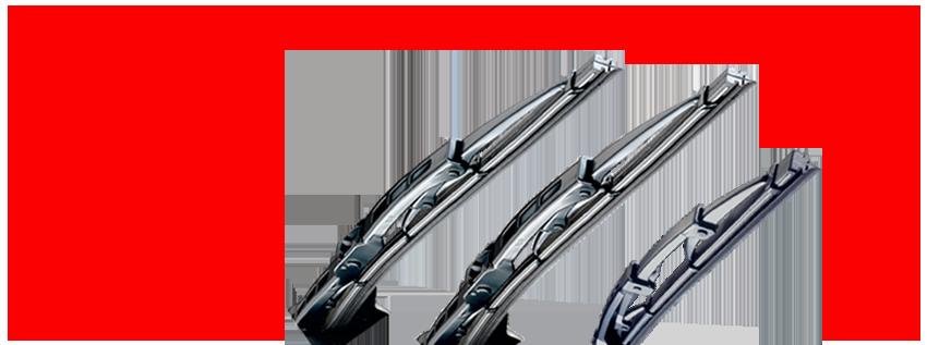 Denso EVB-22 Wiper Blade for Windshield sz
