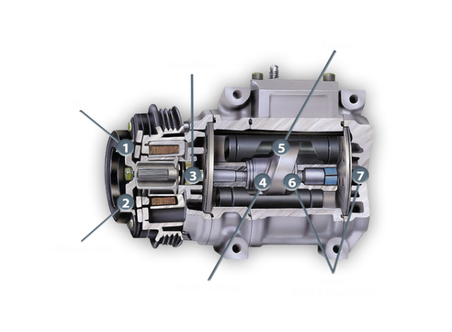 medium heavy duty a c compressors denso heavy duty rh densoheavyduty com denso compressor service manual denso compressor specs