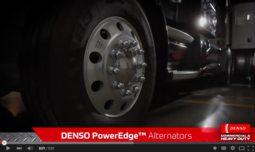 DENSO PowerEdge Hi-Amp Alternators